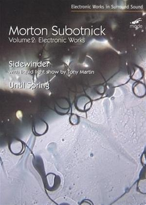 Rent Morton Subotnick: Electronic Works: Vol.2 Online DVD Rental
