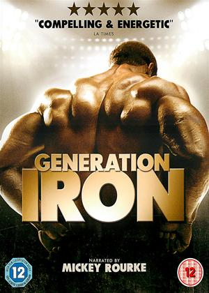 Rent Generation Iron Online DVD Rental
