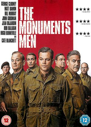 Rent The Monuments Men Online DVD Rental