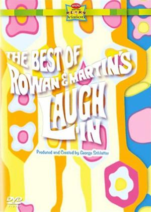 Best of Rowan and Martin's Laugh-In Online DVD Rental