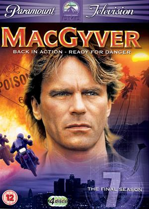 MacGyver: Series 7 Online DVD Rental