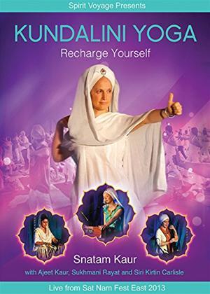 Rent Kundalini Yoga: Recharge Yourself Online DVD Rental