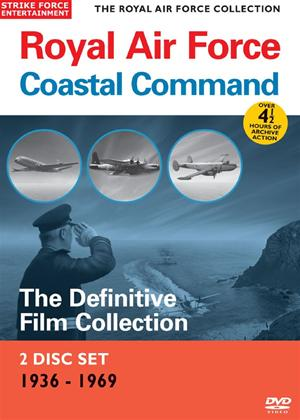 Rent The Royal Air Force: Coastal Command 1936-1969 Online DVD Rental