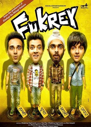 Fukrey Online DVD Rental