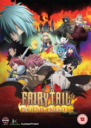 Fairy Tail: The Phoenix Priestess Online DVD Rental