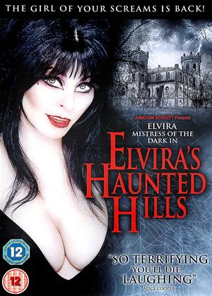 Elvira's Haunted Hills Online DVD Rental