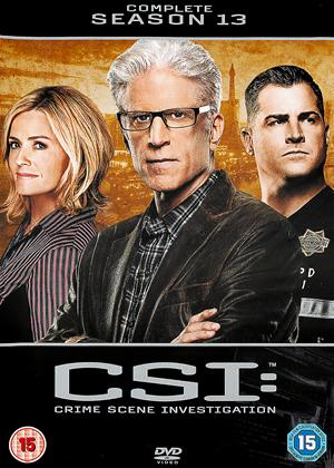 CSI: Series 13 Online DVD Rental