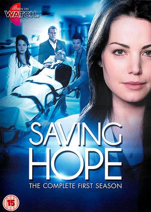 Saving Hope: Series 1 Online DVD Rental