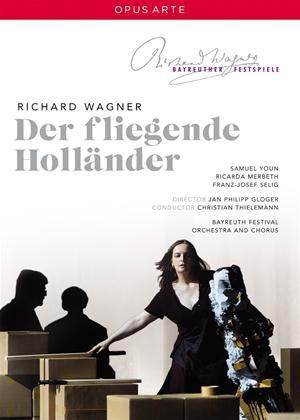 Rent Der Fliegende Holländer: Bayreuther Festspiele (Thielemann) Online DVD Rental