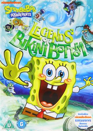 SpongeBob SquarePants: Legends of Bikini Bottom Online DVD Rental