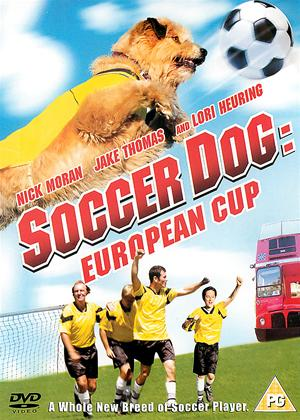 Soccer Dog: European Cup Online DVD Rental
