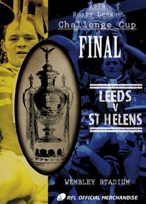 Carnegie Challenge Cup Final: 1978: Leeds 14 St Helens 12 Online DVD Rental