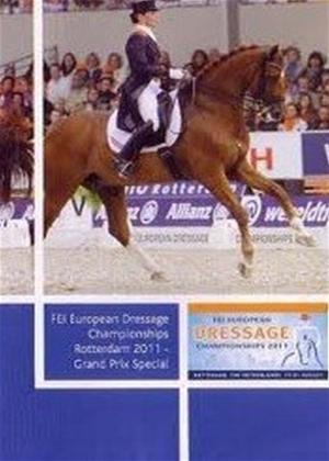 Rent FEI European Championship: Dressage: Rotterdam 2011 Online DVD Rental