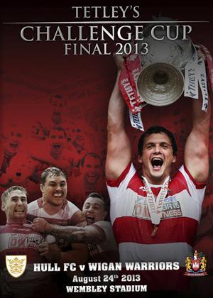Tetley's Challenge Cup Final: 2013 Online DVD Rental
