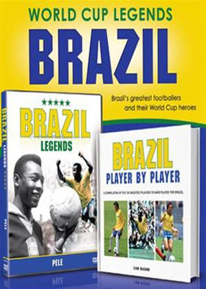 World Cup Legends: Brazil Online DVD Rental