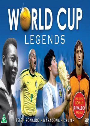 World Cup Football Legends Online DVD Rental