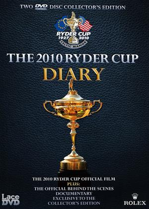 Rent Ryder Cup: 2010: Diary and 38th Ryder Cup Official Film Online DVD Rental
