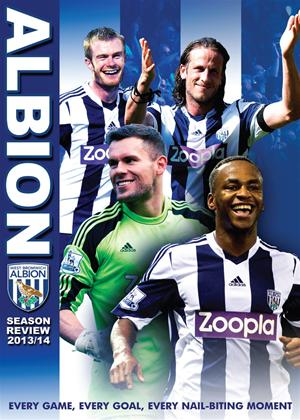 West Bromwich Albion: Season Review 2013/2014 Online DVD Rental