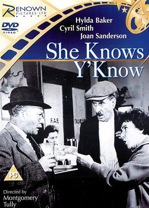 Rent She Knows Y'Know Online DVD Rental