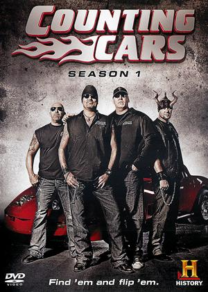 Counting Cars: Series 1 Online DVD Rental