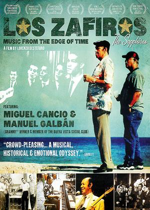 Los Zafiros: Music from the Edge of Time Online DVD Rental