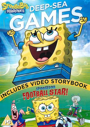 SpongeBob Squarepants: Deep-Sea Games Online DVD Rental