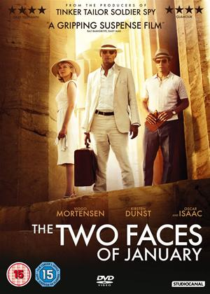 The Two Faces of January Online DVD Rental
