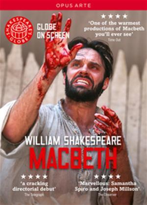 Rent Macbeth: Shakespeare's Globe Online DVD Rental