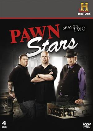 Rent Pawn Stars: Series 2 Online DVD Rental