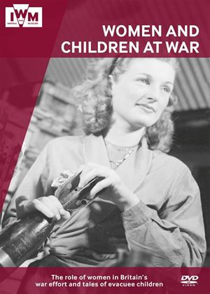 Britain's Home Front at War: Women and Children at War Online DVD Rental