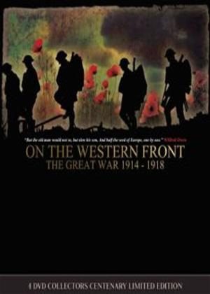 On the Western Front: The Great War 1914-1918 Online DVD Rental