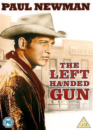Rent The Left Handed Gun Online DVD Rental
