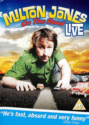 Milton Jones: On the Road: Live Online DVD Rental