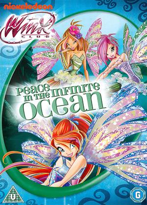 Winx Club: Peace in the Infinite Ocean Online DVD Rental