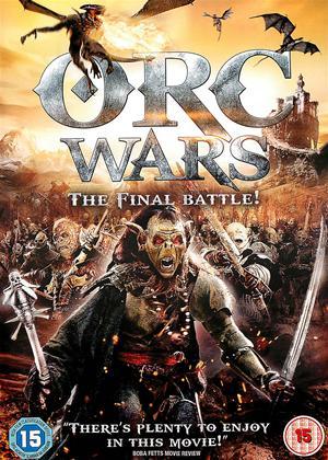 Rent ORC Wars Online DVD Rental