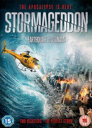 Stormageddon: Earthquake vs. Tsunami Online DVD Rental