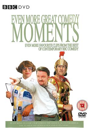 Even More Great Comedy Moments Online DVD Rental