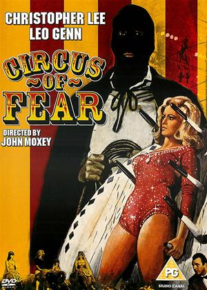 Circus of Fear Online DVD Rental