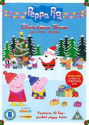 Rent Peppa Pig: Christmas Show Online DVD Rental