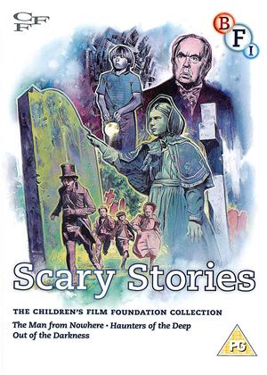 Rent CFF Collection: Vol.4: Scary Stories Online DVD Rental