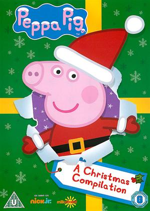 Peppa Pig: A Christmas Compilation Online DVD Rental
