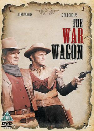 The War Wagon Online DVD Rental