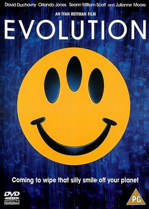 Evolution Online DVD Rental