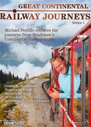 Rent Great Continental Railway Journeys: Series 1 Online DVD Rental