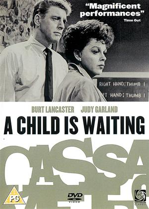 A Child Is Waiting Online DVD Rental