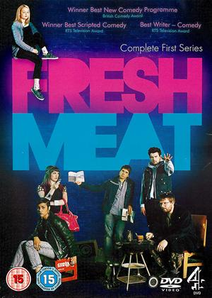 Fresh Meat: Series 1 Online DVD Rental