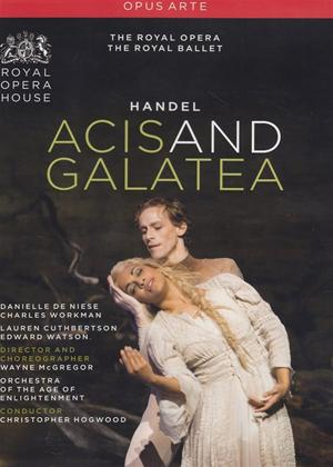 Rent Acis and Galatea: Royal Opera House Online DVD Rental