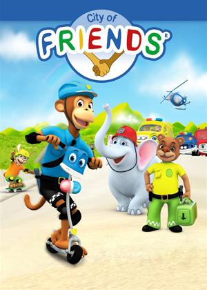 City of Friends Online DVD Rental