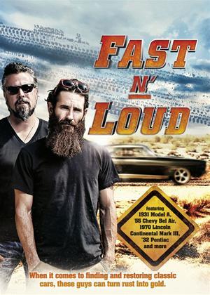 Fast N' Loud Online DVD Rental