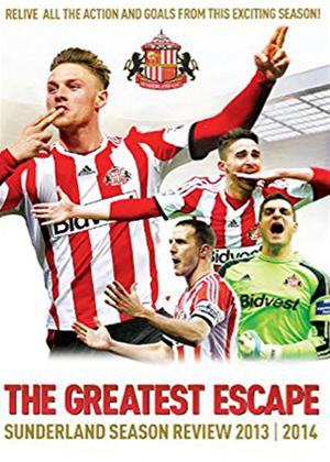 Sunderland AFC: End of Season Review 2013/2014 Online DVD Rental